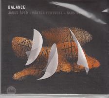 �V�G, FENYVESI, BENK� - BALANCE CD