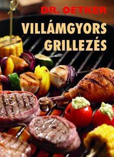 - VILL�MGYORS GRILLEZ�S - DR. OETKER