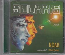SOLARIS - NOAB CD SOLARIS ARCHÍV 2.(OFFICIAL BOOTLEG)