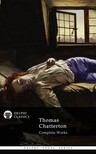 Chatterton Thomas - Delphi Complete Works of Thomas Chatterton [eKönyv: epub,  mobi]
