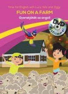 . - Fun on a Farm - Gyerekjáték az angol - DVD-vel