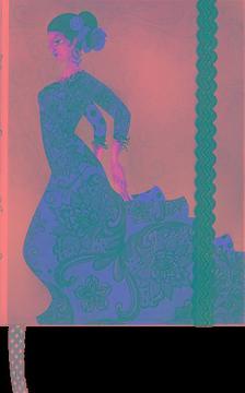 - Boncahier: Flamenco - 86547