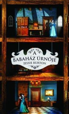 BURTON, JESSIE - A babaház úrnője