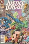 Jones, Gerard, Williams, Anthony - Justice League International 67. [antikv�r]