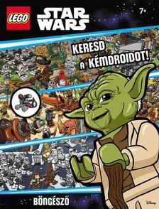 - - LEGO Star Wars - Keresd a kémdroidot! - Böngésző ajándék minifigurával
