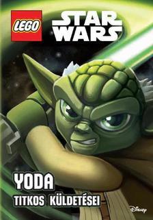 - - LEGO Star Wars - Yoda titkos k�ldet�sei