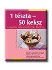 POZIOMBKA, STEFANIE - 1 T�SZTA - 50 KEKSZ - K�NNYEN, GYORSAN, FINOMAT