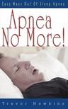 Hawkins Trevor - Apnea No More [eKönyv: epub,  mobi]