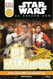 STAR WARS - �j kalandok - Star Wars olvas�k�nyv