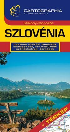 Cartographia Kiad� - Szlov�nia �tik�nyv