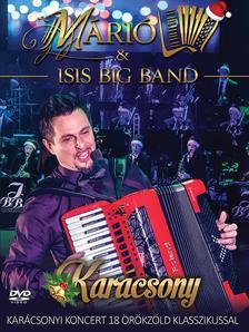 M�ri� - M�ri� & ISIS Big Band - Kar�csony DVD