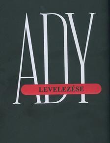 Sajt� al� rend.: Vit�lyos L�szl� - ADY LEVELEZ�SE III. 1910-1911