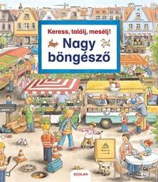 Susanne Gernh�user - NAGY B�NG�SZ� - KERESS, TAL�LJ, MES�LJ!