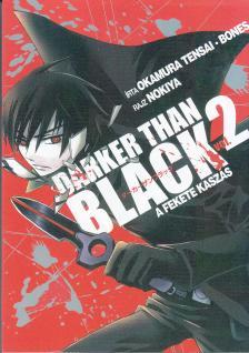 Okamura Tensai - Bones - Darker Than Black 2. - A fekete kaszás