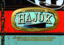 Brian Lavery - Legend�s utaz�sok - Haj�k