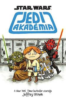 Jeffrey Brown - Star Wars - Jedi Akadémia
