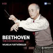WILHELM FURTW�NGLER - BEETHOVEN - �SSZES SZIMF�NIA - 5 CD
