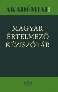 - Magyar Értelmező Kéziszótár +Net