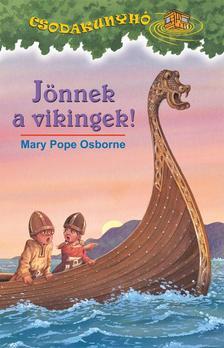 Mary Pope Osborne - J�nnek a vikingek