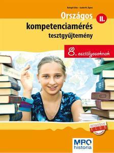 BALOGH ERIKA - SZABÓ M. ÁGNES - Országos kompetenciamérés tesztgyűjtemény 8. osztályosoknak II.