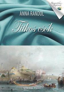 Anna Randol - Titkos csók #