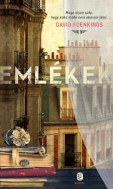 David Foenkinos - Eml�kek