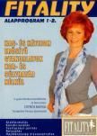Ditrói Mária - FITALITY ALAPPROGRAM 1-2. HAS- ÉS HÁTIZOM