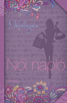 - Nefelejcs - Női napló (2 féle borítóval)