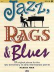 MIER, MARTHA - CHRISTMAS JAZZ,  RAGS & BLUES. 9 ARRANGEMENTS OF FAVORITE CAROLS BOOK 3