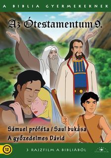 Mondo TV - TESTAMENTUM 9. - A BIBLIA GYERMEKEKNEK