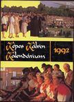 - K�pes K�lvin Kalend�rium 1992 [antikv�r]