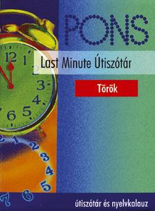 Kamer Hameed - PONS LAST MINUTE �TISZ�T�R - T�R�K