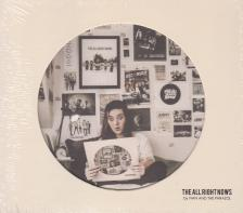 - THE ALL RIGHT NOWS CD
