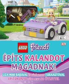 - Lego Friends - �p�ts kalandot magadnak!
