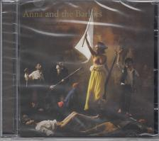 - GYÁVA FORRADALMÁR CD ANNA AND THE BARBIES