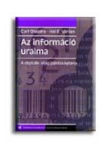 SHAPIRO, CARL,VARIAN, HAL R., - AZ INFORM�CI� URALMA