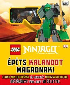 - Lego Ninjago - �p�ts kalandot magadnak!