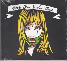 PÉTERFY BORI & LOVE BAND - BORI CD PÉTERFY BORI & LOVE BAND
