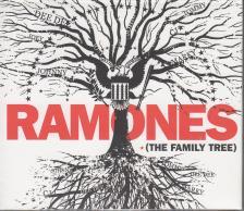 - RAMONES THE FAMILY TREE 2CD