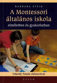 Barbara Stein - A Montessori �ltal�nos iskola