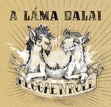 A Láma Dalai - REGGAE'N'ROLL - CD