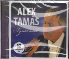 Alex Tam�s - SZERETET DALOK CD