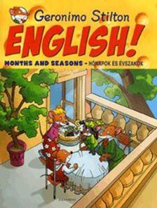 Geronimo Stilton - English! Months and Seasons - H�napok �s �vszakok