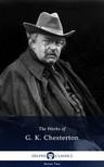 Chesterton G. K. - Delphi Works of G. K. Chesterton (Illustrated) [eKönyv: epub,  mobi]
