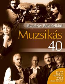 Jávorszky Béla Szilárd - MUZSIKÁS - DVD MELLÉKLETTEL