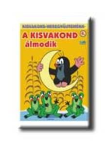 KISVAKOND MESEGY�JTEM�NY 4. - KISVAKOND �LMODIK  DVD