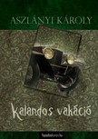 Aszlányi Károly - Kalandos vakáció, Az Északi-park felfedezése [eKönyv: epub, mobi]