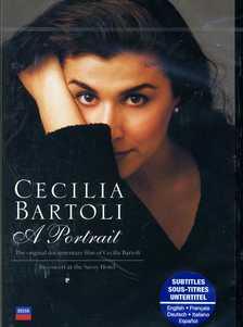 - A PORTRAIT - CECILIA BARTOLI DVD