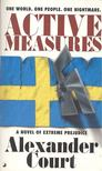 COURT, ALEXANDER - Active Measures [antikvár]