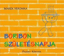 MAR�K VERONIKA - Boribon sz�let�snapja